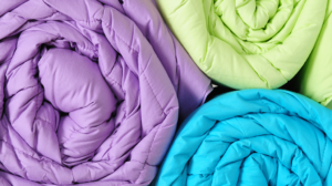 Spring Cleaning Winter Comforters