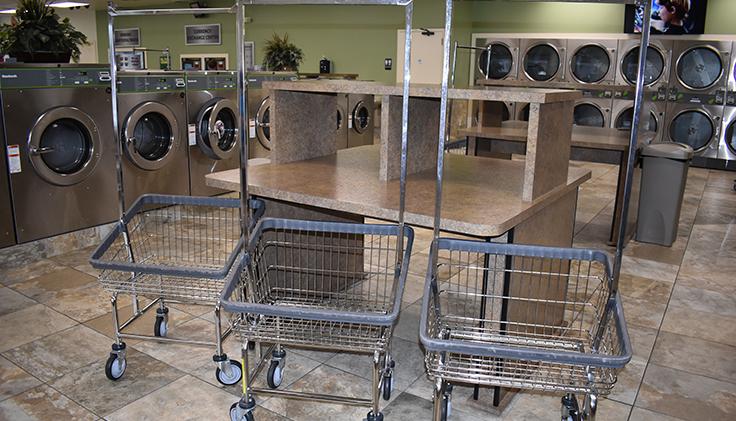 Martinsburg Laundromat Equipment