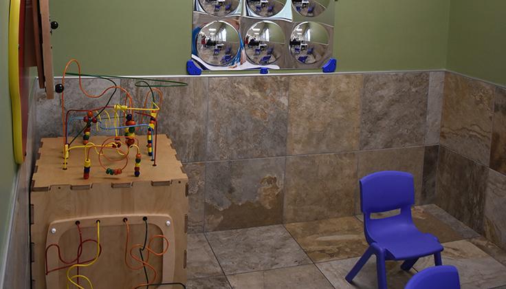 spot laundromat Martinsburg, WV children's play area