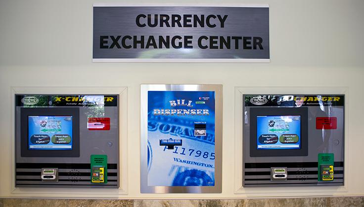 Salem Avenue Laundromat Currency center